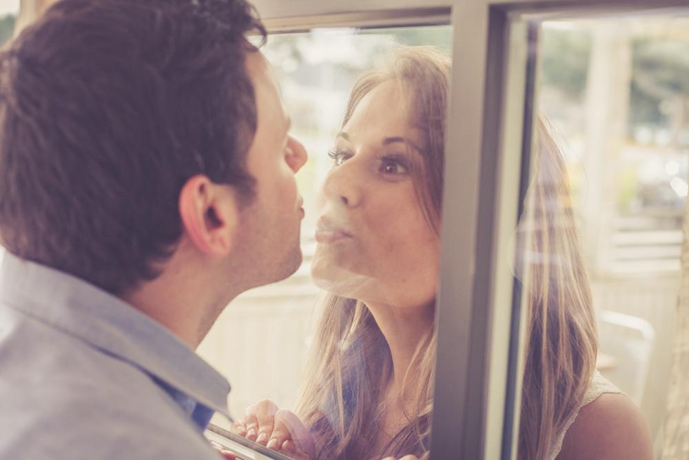 Pre-wedding Engagement Photoshoot Nottingham
