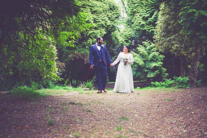 Woodborough Hall Wedding Nottingham