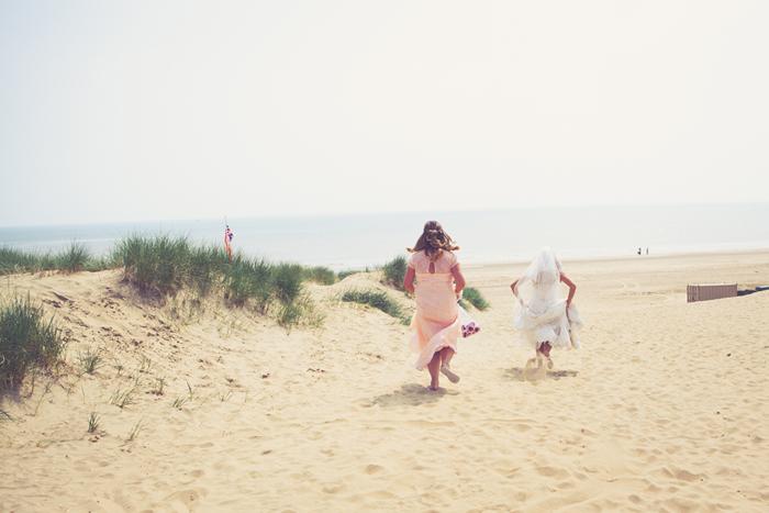 he Gallivant Wedding at Camber Sands - Sophie & Scott