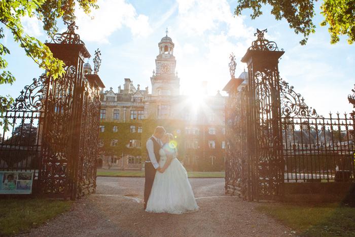 Thoresby Hall Wedding Nottingham - Sarah & Craig