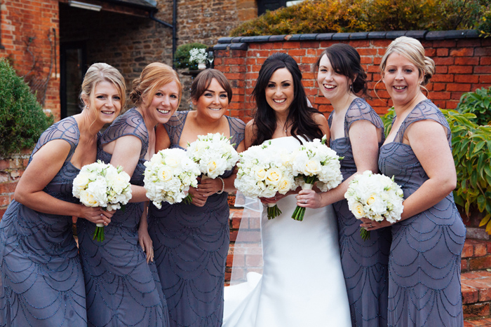 Dodmoor House Northamptonshire Wedding - Jamie & Vicky