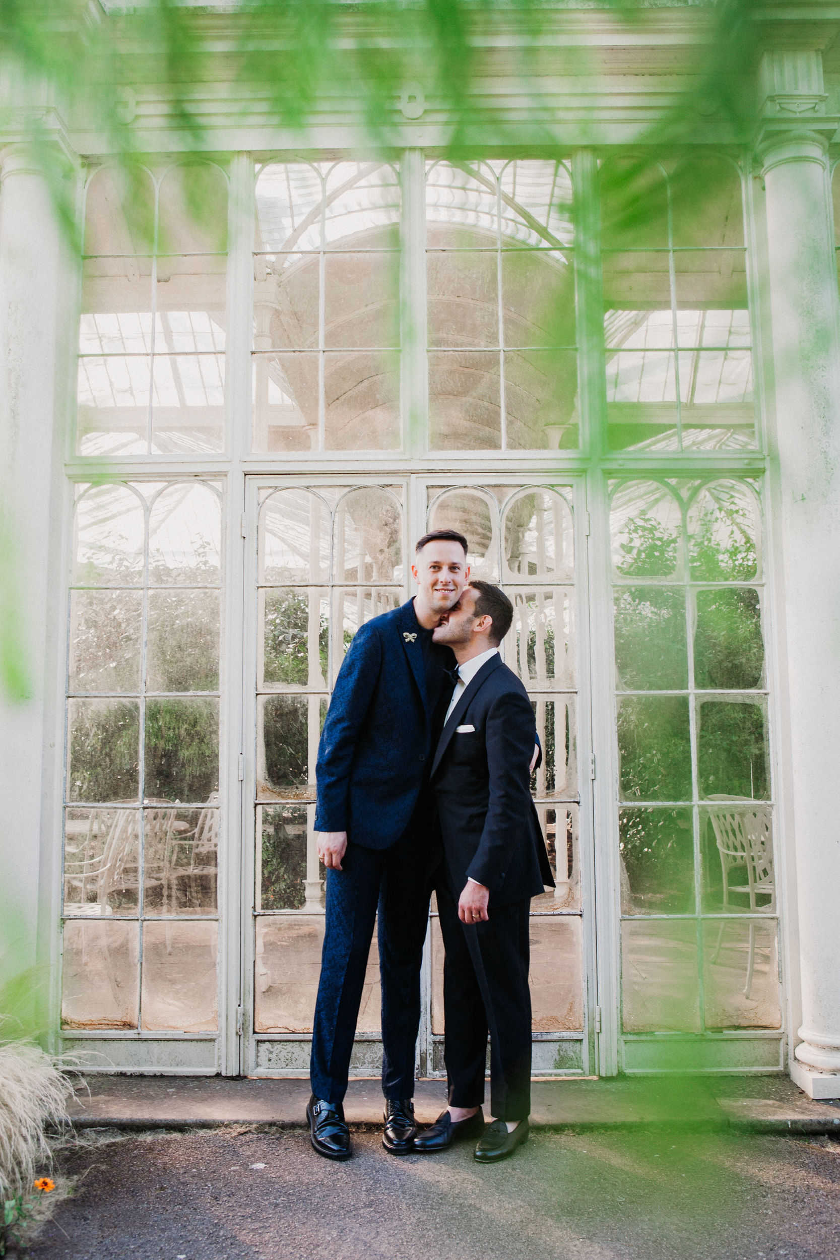 Jon & Joey - Wollaton Hall Wedding