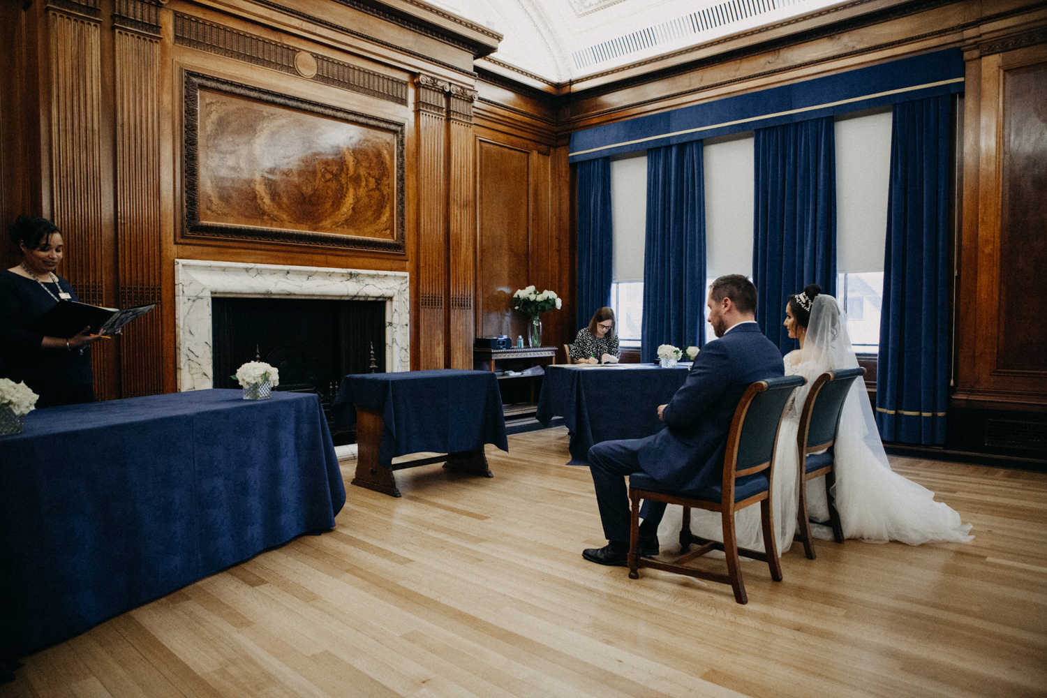 Nottingham City Council Wedding 2
