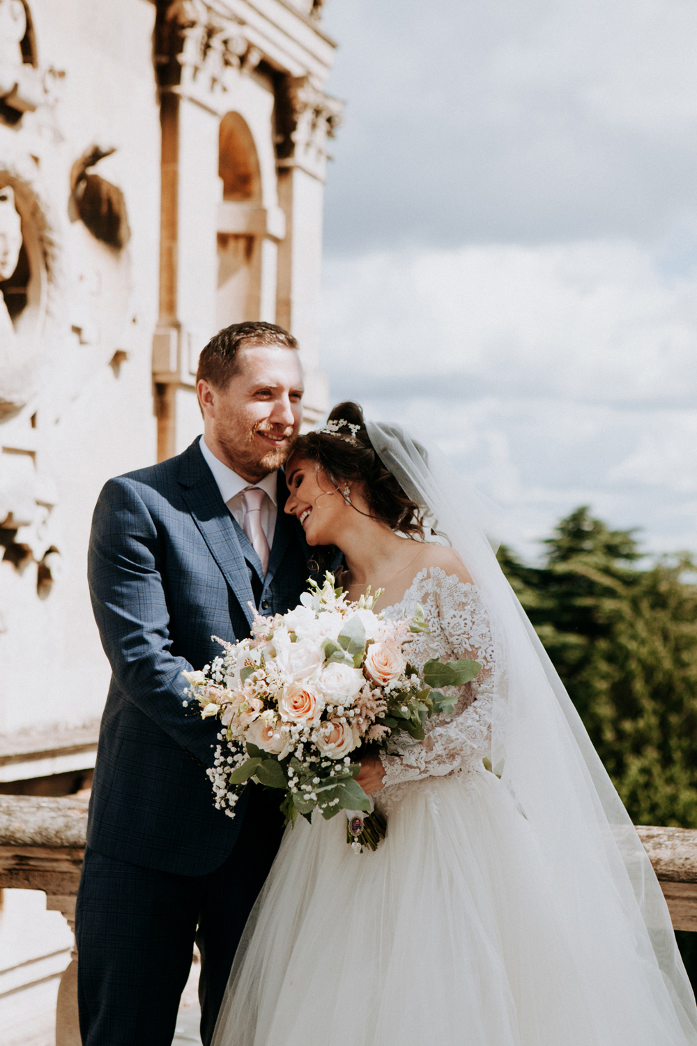 Nottingham City & Wollaton Hall Wedding